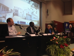 1er débat séminaire de Poitiers