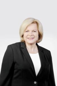 Catherine VAUTRIN, présidente de l'AVUF